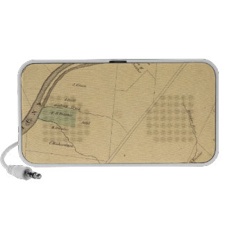 Allegheny River Pa, Map Notebook Speaker