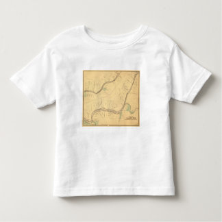 Allegheny River Pa, Map T Shirts