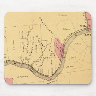 Allegheny River, PA Mouse Pad