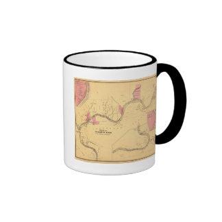 Allegheny River, PA Ringer Mug