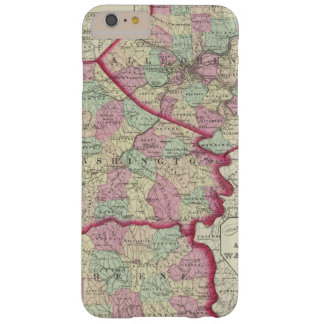 Allegheny, Washington, Greene counties Barely There iPhone 6 Plus Case