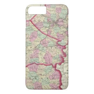 Allegheny, Washington, Greene counties iPhone 8 Plus/7 Plus Case