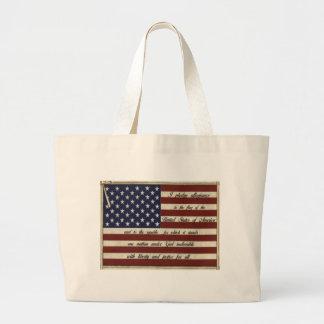 Allegiance Jumbo Tote Bag
