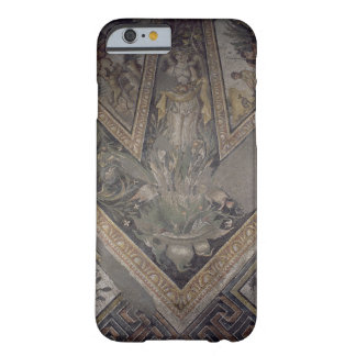Allegorical figure of Autumn, detail of a mosaic p Barely There iPhone 6 Case