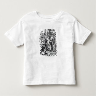 Allegory of a design studio tshirts