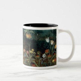 Allegory of Abundance, detail Two-Tone Mug