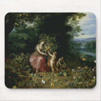 Allegory of Abundance Mouse Mat