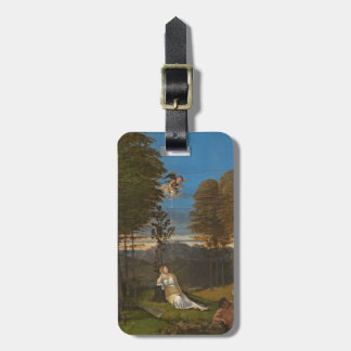 Allegory of Chastity, c. 1505 (oil on panel) Luggage Tag