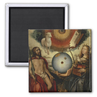 Allegory of Christianity Magnet