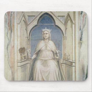 Allegory of Justice, c.1305 Mouse Mat