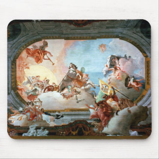 Allegory of Marriage of Rezzonico to Savorgnan Mouse Mat