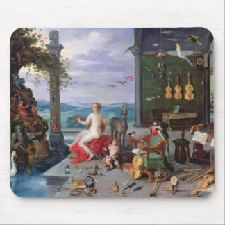 Allegory of Music Mouse Pad