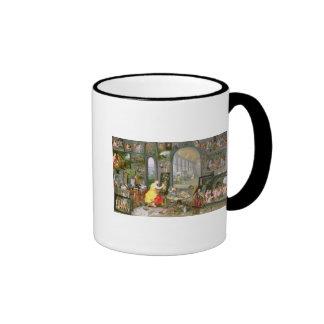Allegory of Painting 2 Ringer Mug