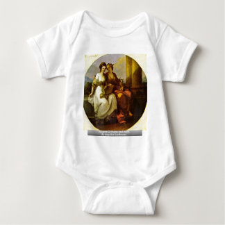 Allegory Of Poetry And Music. By Angelika Kauffman Shirt