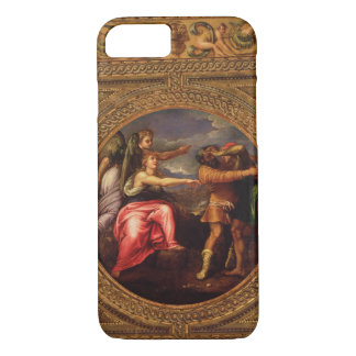 Allegory of Speed, Toil and Exercise, from the cei iPhone 8/7 Case