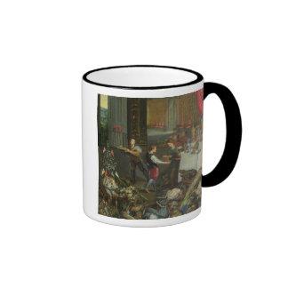 Allegory of Taste Ringer Mug