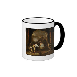 Allegory of the city of Amsterdam Coffee Mugs