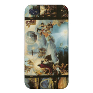 Allegory of the Creation of the Cosmos Case For iPhone 4