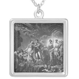 Allegory of the Good Government Jewelry
