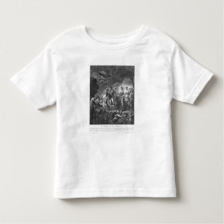Allegory of the Good Government Toddler T-Shirt