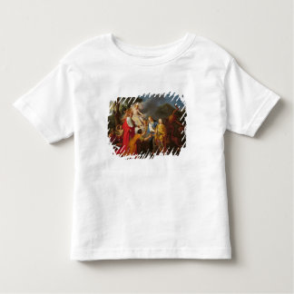 Allegory of the Recognition of Philippe de France Toddler T-Shirt