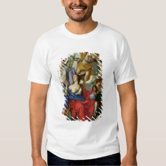 Allegory of the Regency of Anne of Austria  1648 T-shirt