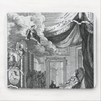 Allegory of the Report Given to Louis XVI Mouse Pad