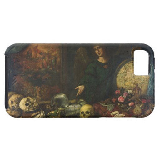 Allegory of Vanity, 1650-60 (oil on canvas) iPhone 5 Covers