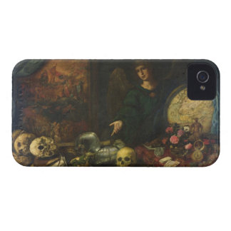 Allegory of Vanity, 1650-60 (oil on canvas) Case-Mate iPhone 4 Cases