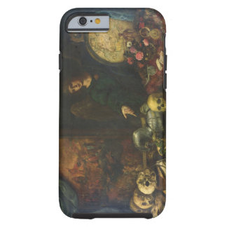 Allegory of Vanity, 1650-60 (oil on canvas) Tough iPhone 6 Case
