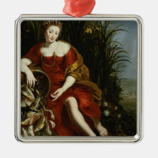 Allegory of Water Christmas Ornament