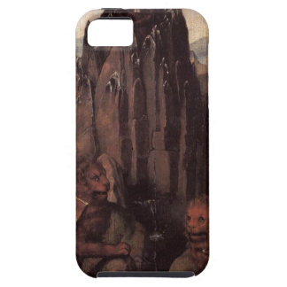 Allegory with a Virgin by Hans Memling iPhone 5 Cases
