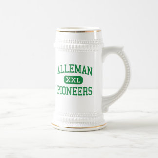 Alleman - Pioneers - High - Rock Island Illinois Beer Steins