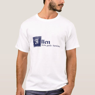 Allen, handsome T-Shirt