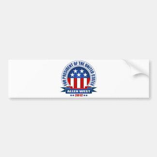 Allen West Bumper Stickers