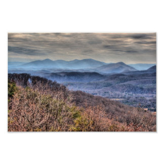 Allengheny Mountains, Virginia Poster