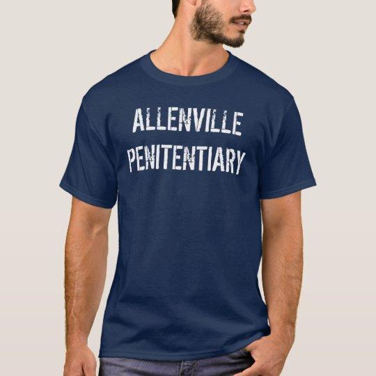 Allenville Penitentiary, Longest Yard Movie TShirt