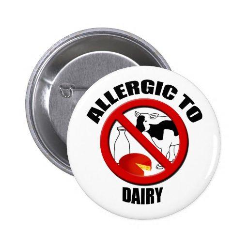 Allergic to Dairy Medicla Alert Button