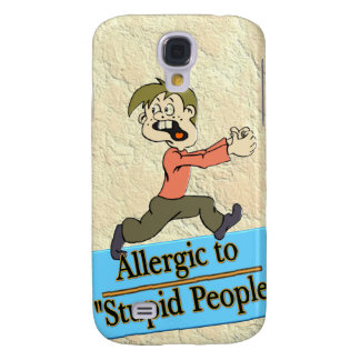 ALLERGIC TO STUPID PEOPLE HTC VIVID COVER