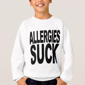 Allergies Suck Sweatshirt