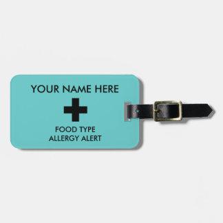 Allergy ID & I.C.E. Tag