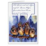 alles Gute zum Geburtstag Greeting Card