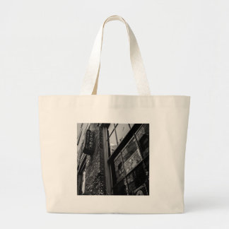 Alley Atmosphere Canvas Bags