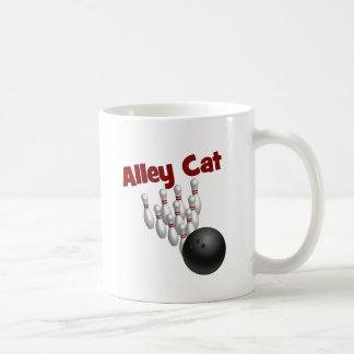 Alley Cat Basic White Mug