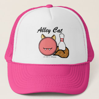 Alley Cat Bowling Hat