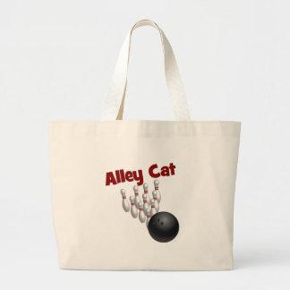 Alley Cat Jumbo Tote Bag
