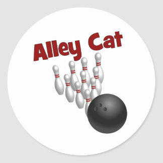 Alley Cat Stickers