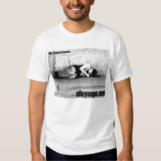 Alleynaps.com T-shirts