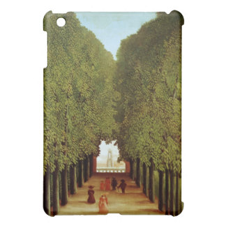 Alleyway in the Park of Saint-Cloud, 1908 (oil on iPad Mini Cases