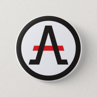 ALLiance of the Libertarian Left 6 Cm Round Badge